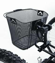 Triaid Rear carrier basket