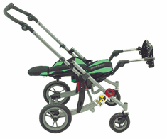 Convaid Trekker Tilt-In-Space Pushchair Stroller