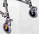 Kaye Products Replacement Front Swivel Wheels & Legs