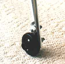 Kaye Products Replacement Rear-Ratchet Wheels & Legs