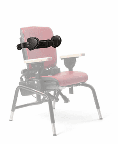 Rifton Activity Chair Lateral Supports with Chest Strap