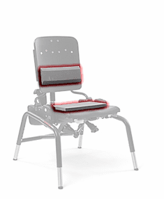 Rifton Activity Chair Lumbar and Seat Support Kit