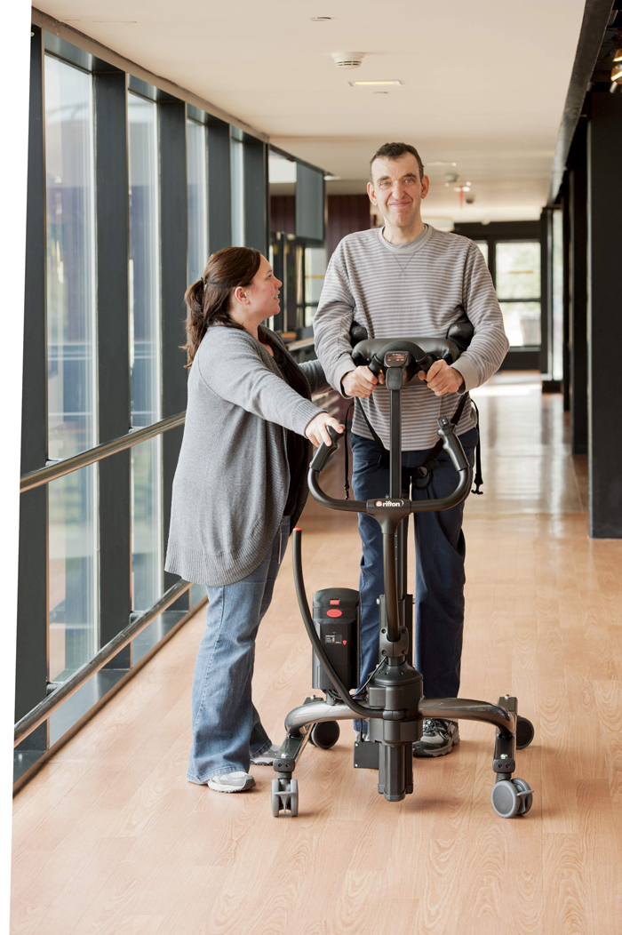 Rifton Tram Transfer Amp Mobility Patient Lift