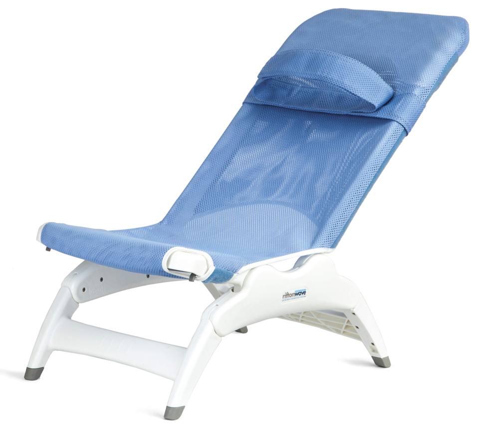 Rifton Wave Bathing u0026 Transfer System  sc 1 st  Adaptive Mall & Rifton Wave Bath Chair - Bathing u0026 Transfer System - Special Needs ...