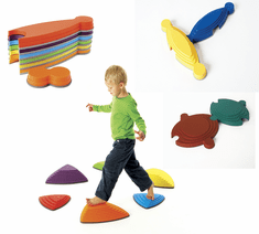 American Educational Products RIVER KIT #1: Obstacle Course