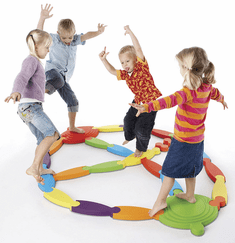 American Educational Products RIVER KIT #2: Obstacle Course