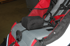 Adaptive Star Seat Abductor