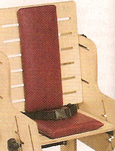 TherAdapt Seat and Back Pad Set