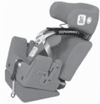 Convaid Seat Angle Adjustment Wedge