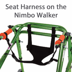 Inspired by Drive Seat Harness
