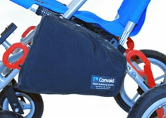 Convaid Side Saddle Bags - Pair (CX,SC Models Only)