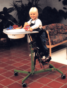 R82 Pediatric Stander, Gazelle P/S