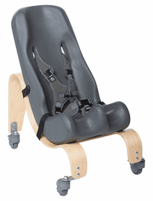 Special Tomato Soft-Touch® Sitter with Mobile Base
