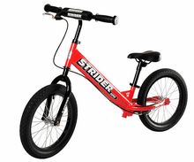 Strider SS-S2 Super 16 No-Pedal Balance Bike