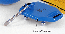 Tumble Forms T-Stool/Scooter Combination
