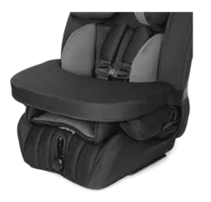 Special Needs Car Seat - Thomashilfen - Harmony Defender Reha Car ...