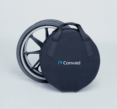 Convaid Travel Bag for Large Rear Wheels
