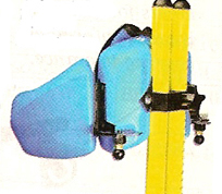 Tumble Forms TriStander45/58 Adjustable Trunk Support