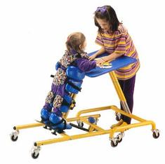 Tumble Forms TriStander45 with Activity Tray