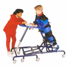 Tumble Forms TriStander58 Complete with Shoes and Activity Tray