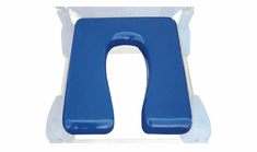 Columbia Medical Open-Front Vinyl Seat