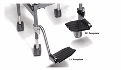 Columbia Medical Footplates