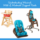 Understanding Minimal, Mild & Moderate Support Needs
