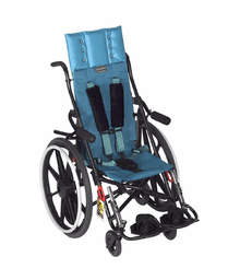 Wheelchair, Convaid EZ Rider/Convertible Bus Transport 16