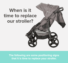 When Is It Time To Replace Our Stroller?