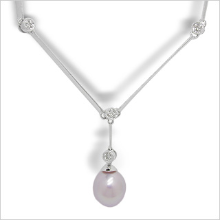 Gredal Freshwater Cultured Pearl Necklace