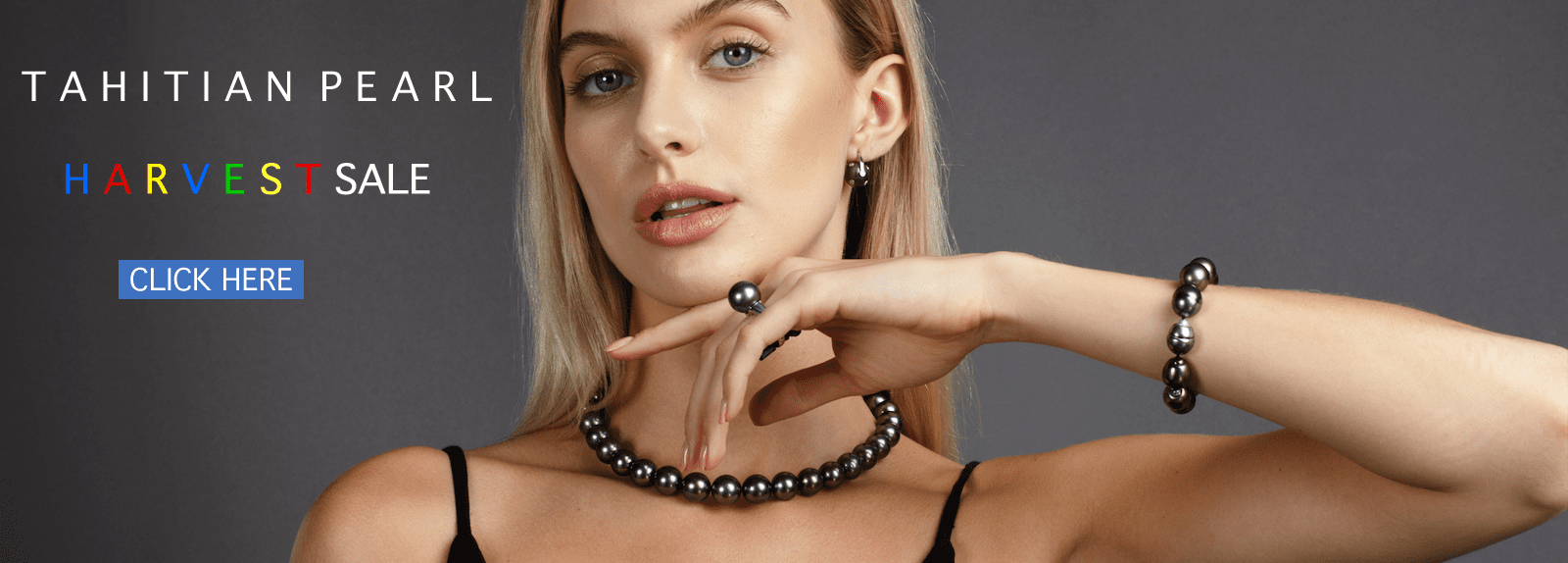 TRUE AAA Quality. The Finest Tahitian Pearls