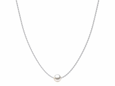 Jesse White Freshwater Pearl Necklace
