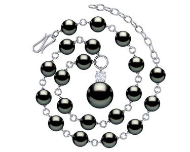 Tahitian Pearl Timeless Necklace
