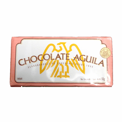 AGUILA Chocolate 150 grs.