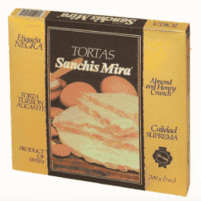 Alicante Torta Imperial Sanchis Mira 200 grs. (7oz.)