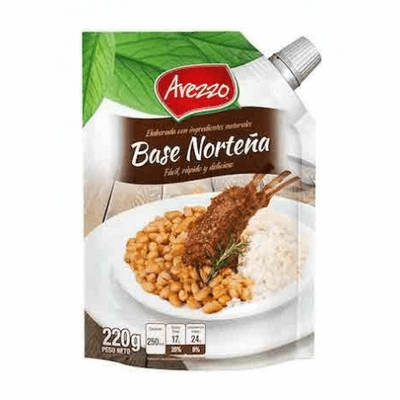 Arezzo Base Nortena (Meat Seasoning Northern Style) 220g