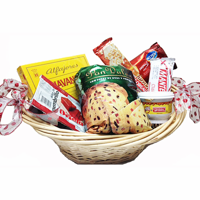 Argentina's Taste of Home Gift Basket