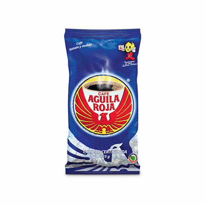 Cafe AGUILA ROJA Coffee 500 grs