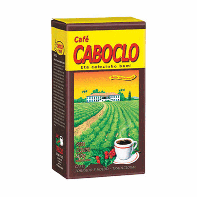 Cafe Caboclo 500 grs.