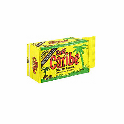 CARIBE Cafe Molido Extra Fino 10oz. Bag/can