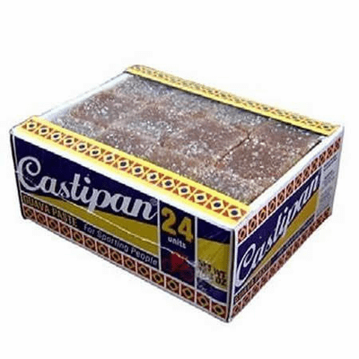 Castipan Guava Paste For Sporting People Net.Wt 10.6 oz (24 Units)