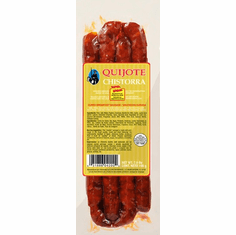 Chistorra Sausage 7oz Containing 4 Pieces