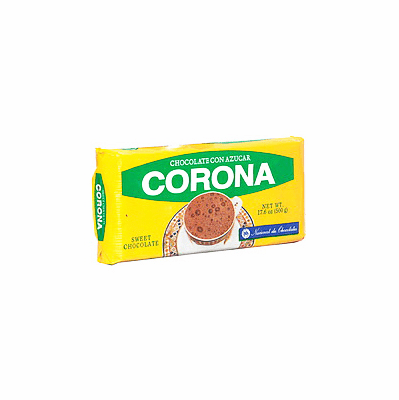 CORONA Chocolate Dulce Colombiano 500 grs.