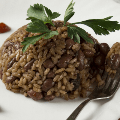 Cuban Black Beans & Rice Recipe | Receta Arroz Congri