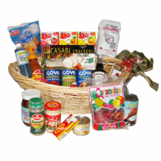 Dominican's Taste of Home Gift Basket