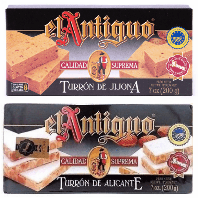 El Antiguo Combo -Alicante y Jijona - Suprema Quality  2 7 oz boxes