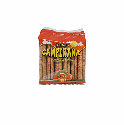 Galleta Campirana ( Long Sugar Cookie) Net.Wt 13.4 oz