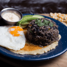 Gallo Pinto Recipe | Receta Gallo Pinto