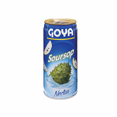 Goya Nectar Guanabana (Soursop Nectar) Easy Open Can 9.6oz