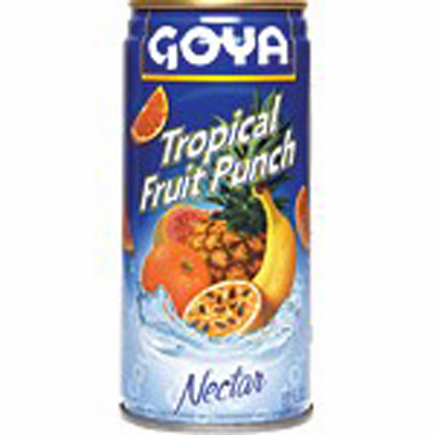 Goya Tropical Fruit Punch 9.6 oz